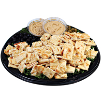 Deli trays and platters